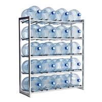 Стеллажи для  воды (19 л)