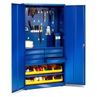 Инструментальные шкафы и стойки