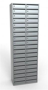 Абонентский шкаф многосекционный - АШ (38)-Щ