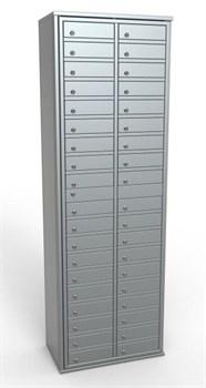 Абонентский шкаф АШ 38 (общая дверь)