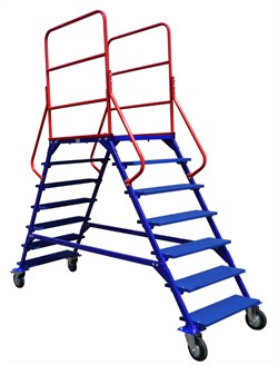 Передвижная лестница ЛР 6.2