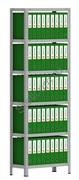 Архивный стеллаж СТА 2000*700*300