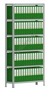 Архивный стеллаж СТА 2000*1000*300