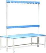 Двусторонняя скамейка с вешалкой Спорт2 1500