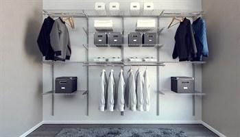 Гардеробные системы хранения