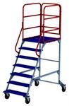 Передвижные лестницы