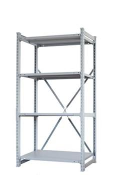 Стеллаж металлический сборный СУ/ТСУ 150 2000*1260*600 - фото 11402