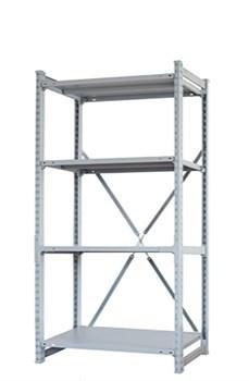 Стеллаж металлический сборный СУ/ТСУ 150 2000*1560*500 - фото 11406