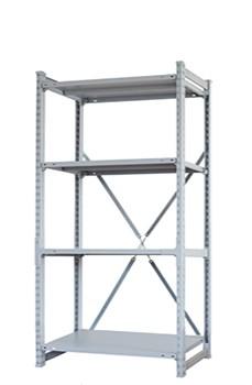 Стеллаж металлический сборный СУ/ТСУ 300 2000*1260*600 - фото 11452