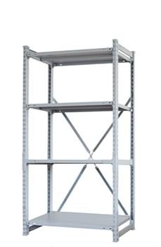 Стеллаж металлический сборный СУ/ТСУ 300 2000*1560*800 - фото 11471