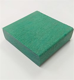 Пластиковый настил для лавок и скамеек в виде прямоугольника 30*110*2000 - фото 13679