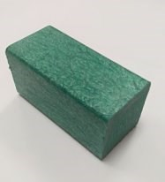 Пластиковый настил для лавок и скамеек в виде квадрата 50*50*2000 - фото 13690