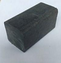 Пластиковый настил для лавок и скамеек в виде квадрата 70*70*2400 - фото 13694