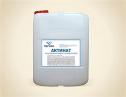 АКТИНАТ - концентрированное средство с активностью NaOH (20 л) - фото 13872