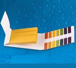 Индикаторная бумага pH тест полоски 80 ШТУК (pH от 1 до 14) - фото 13890