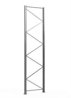 Рама паллетного стеллажа 3000/1100 (профиль 70) - фото 14459