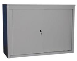 Архивный шкаф-купе металлический сборный ALS 880*1200*450 - фото 5951