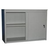 Архивный шкаф-купе металлический сборный ALS  880*1500*450 - фото 5954