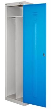 Шкаф для спецодежды (одёжный, раздевальный) 1850*530*500 (ШРЭК-21-530) - фото 6174