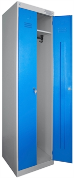 Шкаф для спецодежды 1850*530*500 - фото 6176