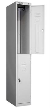 Модульный шкаф для одежды 1850*300*500 - фото 6211