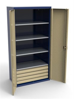 Инструментальный шкаф СШИ-01.04.04