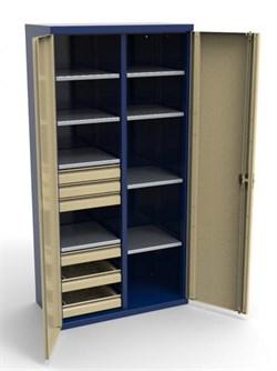 Инструментальный шкаф СШИ-02.06.08