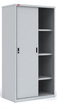 Архивный шкаф-купе металлический сборный ШАМ 1860*960*450 - фото 7273