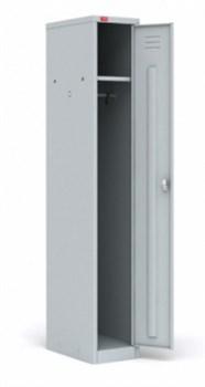 Одёжный шкаф ШРМ-11 (основная секция) (1860*300*500) - фото 7314