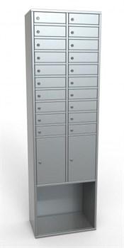 Абонентский шкаф - АШ (20) для корреспонденции
