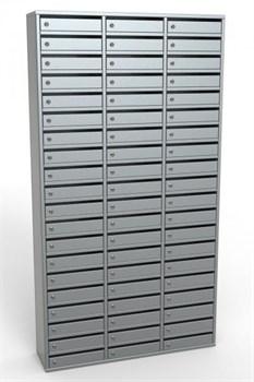 Абонентский почтовый шкаф секционный - АШ (60)-Щ