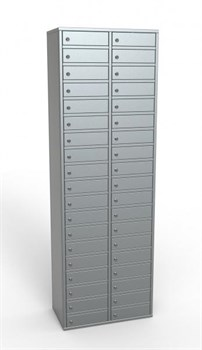 Абонентский шкаф для почтовых отделений - АШ (38)