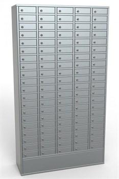 Абонентский почтовый шкаф на сто ячеек - АШ (100)