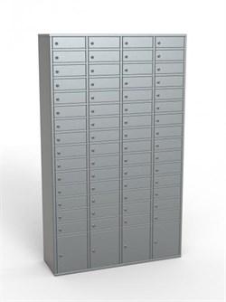 Железный абонентский шкаф - АШ 64
