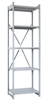 Стеллаж металлический сборный СУ/ТСУ 150 2500*760*500 - фото 7651