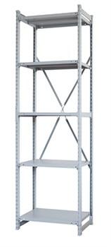 Стеллаж металлический сборный СУ/ТСУ 300 2500*760*500 - фото 7655