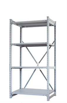 Стеллаж металлический сборный СУ/ТСУ 300 2000*1060*500 - фото 7667