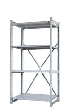 Стеллаж металлический сборный СУ/ТСУ 300 2000*1060*800 - фото 7669