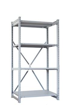 Стеллаж металлический сборный СУ/ТСУ 150 2000*1060*600 - фото 7675