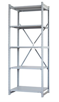 Стеллаж металлический сборный СУ/ТСУ 300 2500*1060*300 - фото 7684