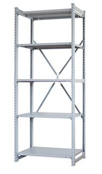 Стеллаж металлический сборный СУ/ТСУ 300 2500*1060*800 - фото 7688