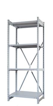 Стеллаж металлический сборный СУ/ТСУ 300 2000*760*300 - фото 7689