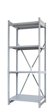 Стеллаж металлический сборный СУ/ТСУ 300 2000*760*400 - фото 7690