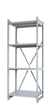 Стеллаж металлический сборный СУ/ТСУ 300 2000*760*500 - фото 7691