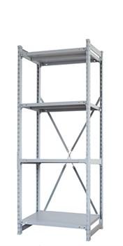 Стеллаж металлический сборный СУ/ТСУ 300 2000*760*600 - фото 7692