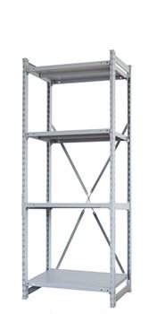 Стеллаж металлический сборный СУ/ТСУ 300 2000*760*800 - фото 7693