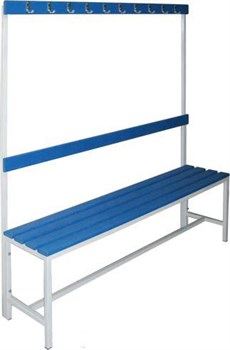 Скамейка для спортивных раздевалок СПОРТ1 1500