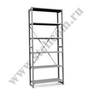 Стеллаж металлический сборный СУ/ТСУ 150 3000*1260*600