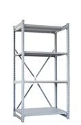Стеллаж металлический сборный СУ/ТСУ 300 2000*1560*600