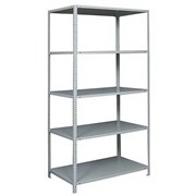 Стеллаж металлический для офиса 3000*700*800 ( 6 полок )